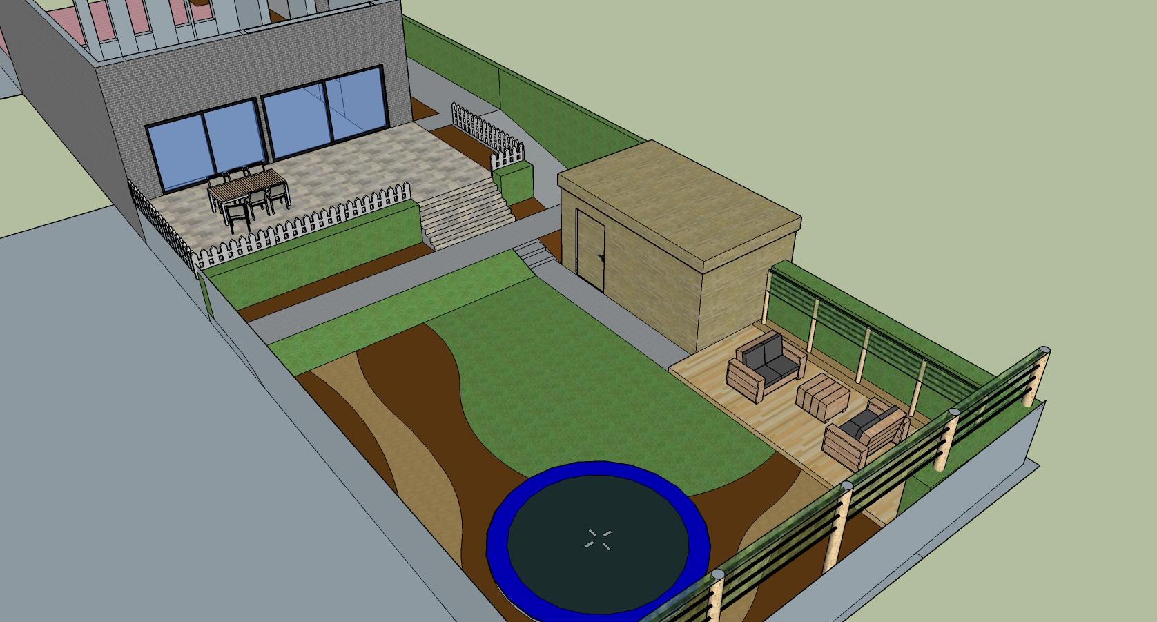 Kindvriendelijke tuin te Marke - LIV Green - Tuinarchitect