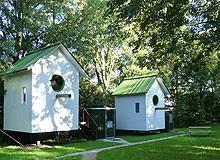 Logeren in een vogelhuis te Vlaardingen