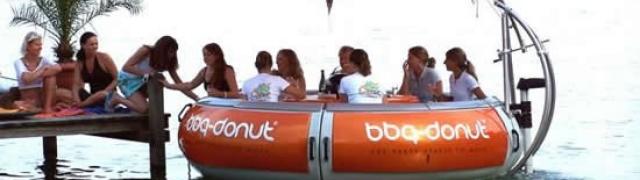 BBQ Donut