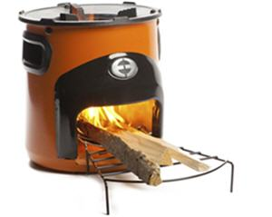 Coox Stove hout kooktoestel