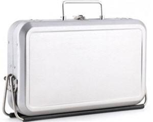 Kikkerland opvouwbare bbq meeneem koffer